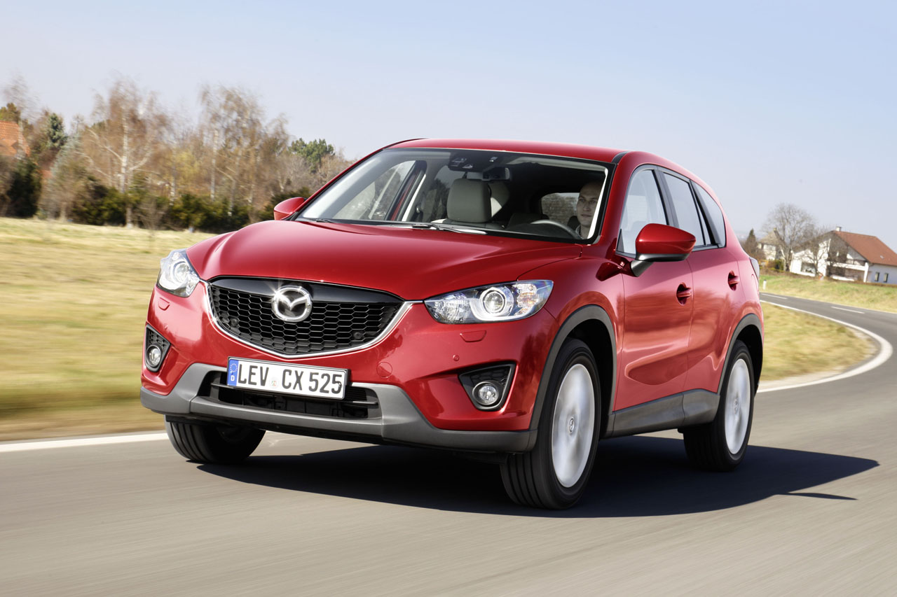 Mazda CX-5 ADAC EcoTest Wallpapers Download