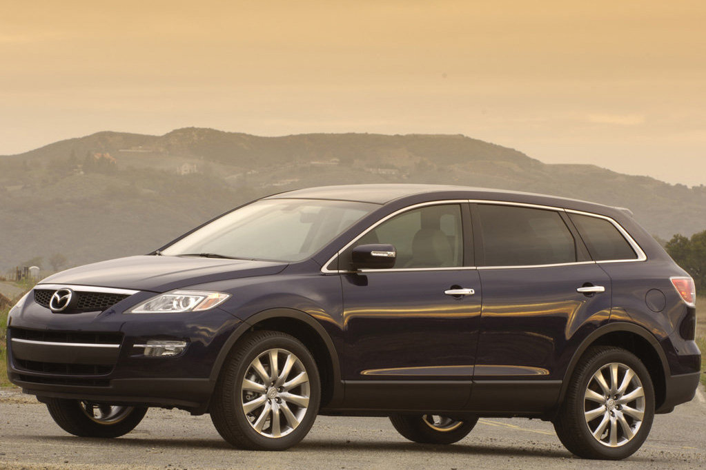 aUsed Mazda CX-9 Car Free Download Image Of