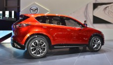 Mazda CX-5 Mule Spied in SoCal Free Download Image Of