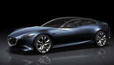 Mazda Shinari Concept Motor Show High Resolution Wallpaper Free