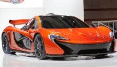 McLaren P1 Concept Wallpapers Desktop Download