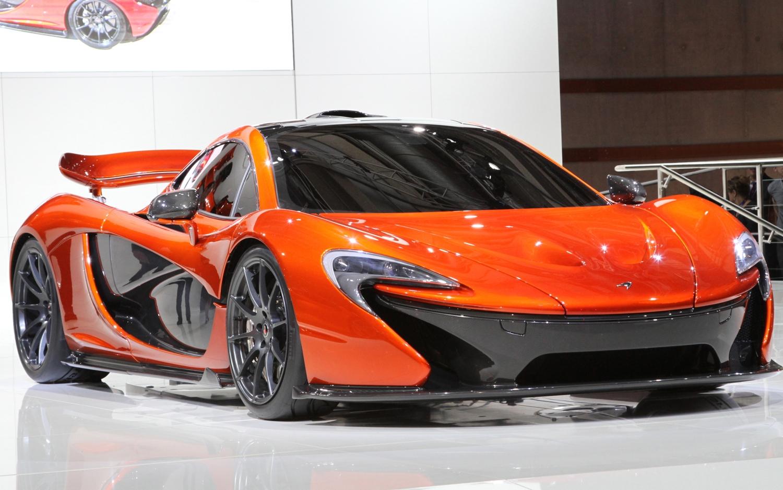 McLaren P1 Concept Wallpapers Desktop Download