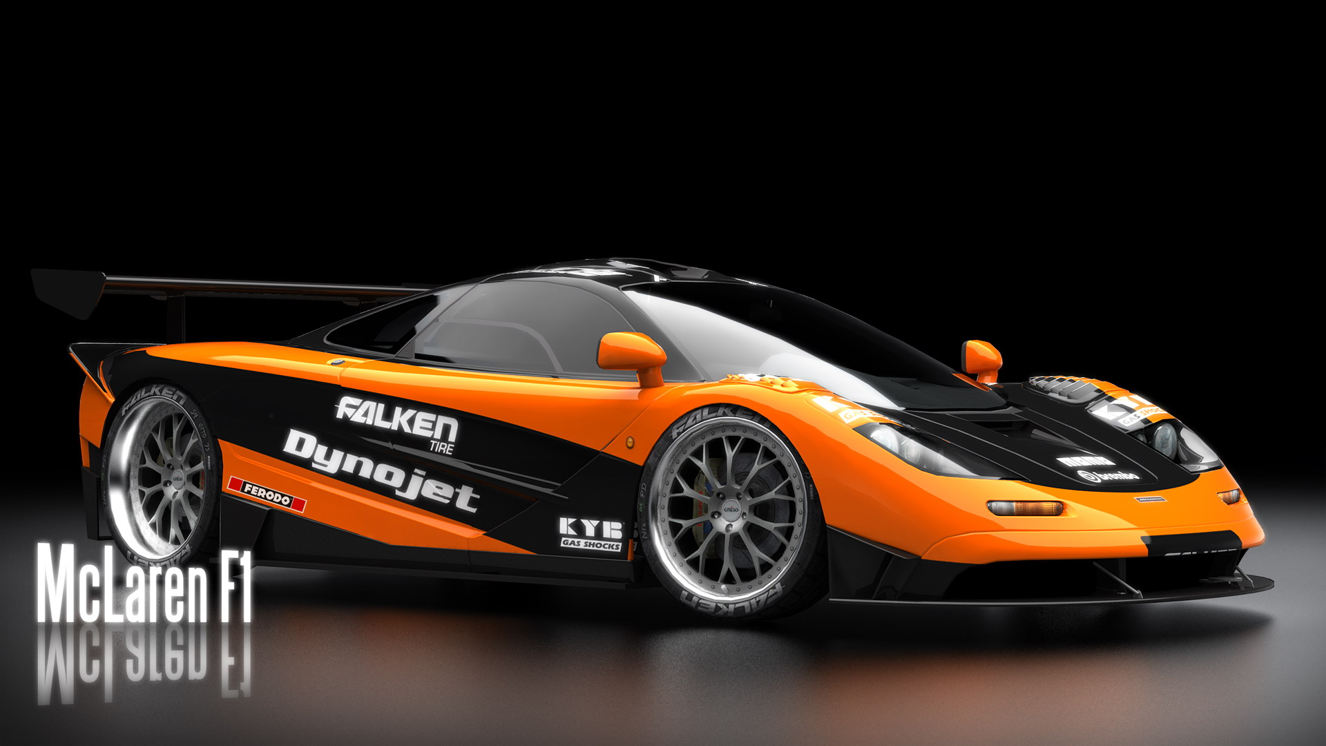 McLaren F1 Wallpaper is for pc desktop laptop Wallpaper