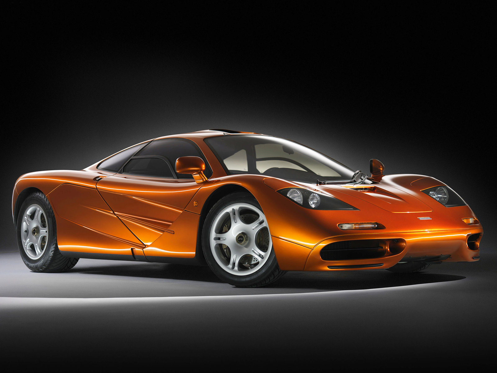 McLaren-F1 car Photo Gallery Desktop Backgrounds