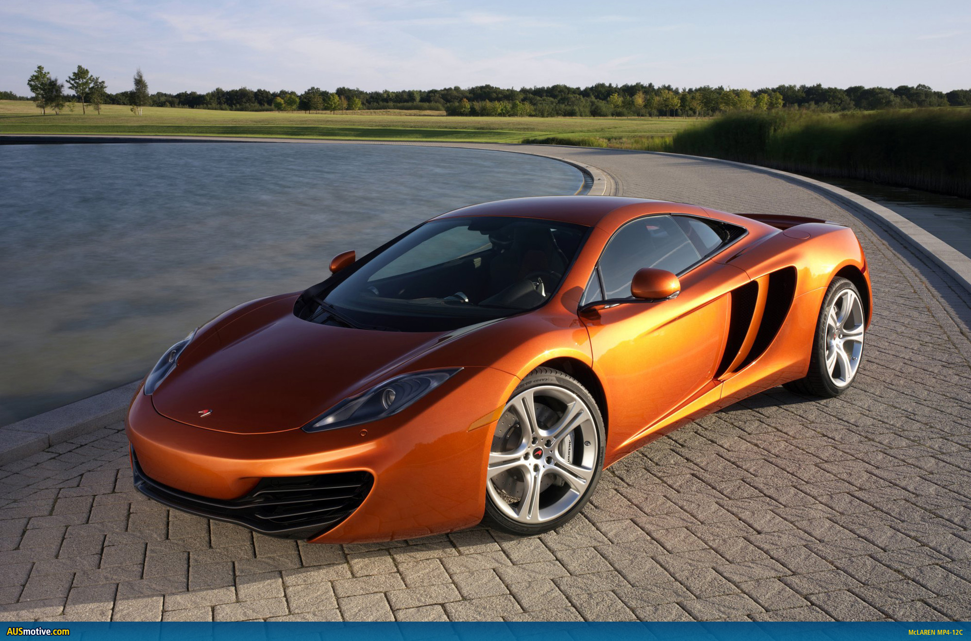 McLaren MP4 12C Automotive is back, and back in a very big way High Resolution Wallpaper Free