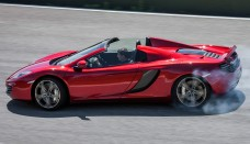 McLaren MP4-12C Spider revealed Wallpaper Backgrounds