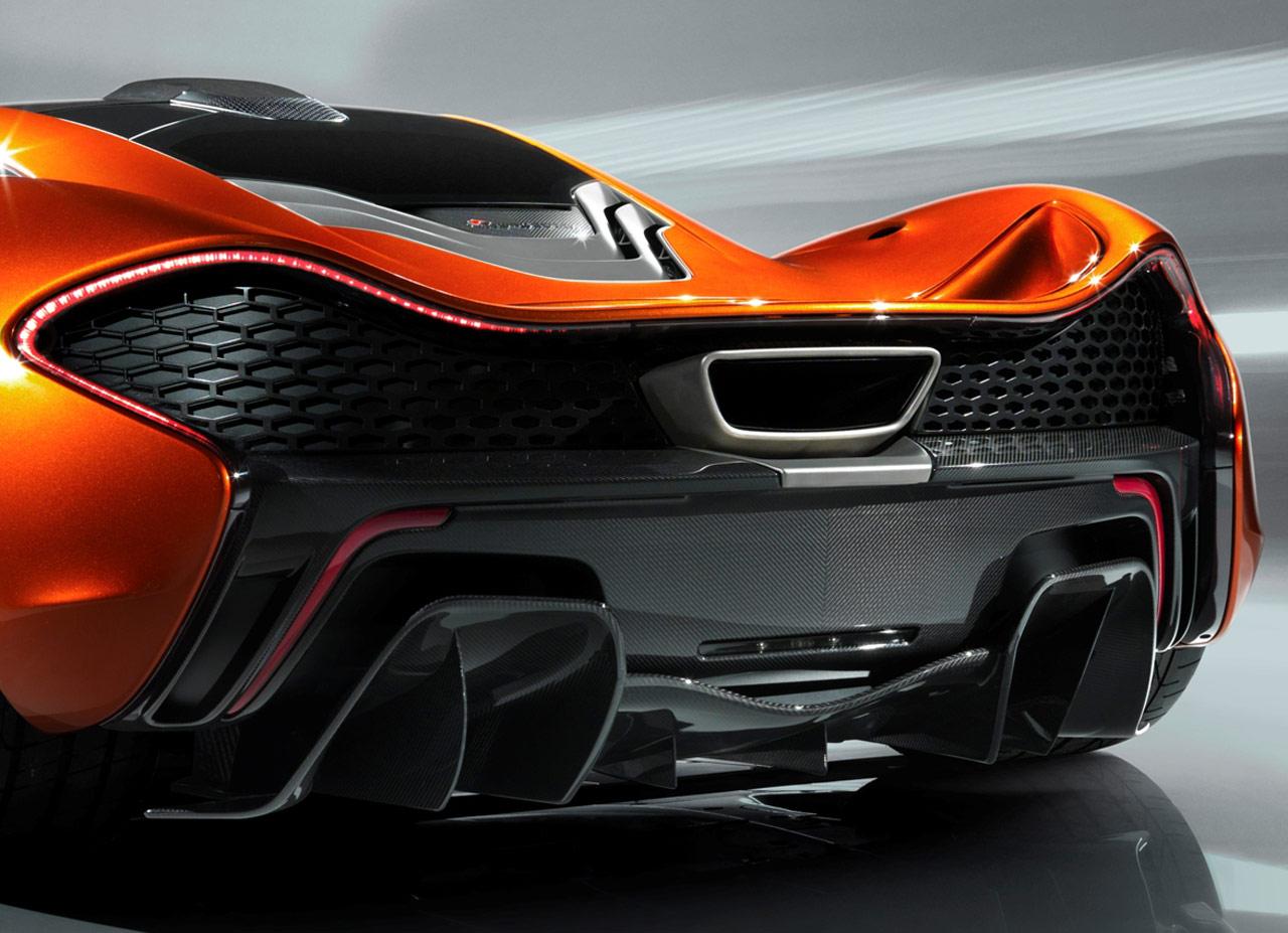 McLaren P1 interior design Press Release Wallpapers Download