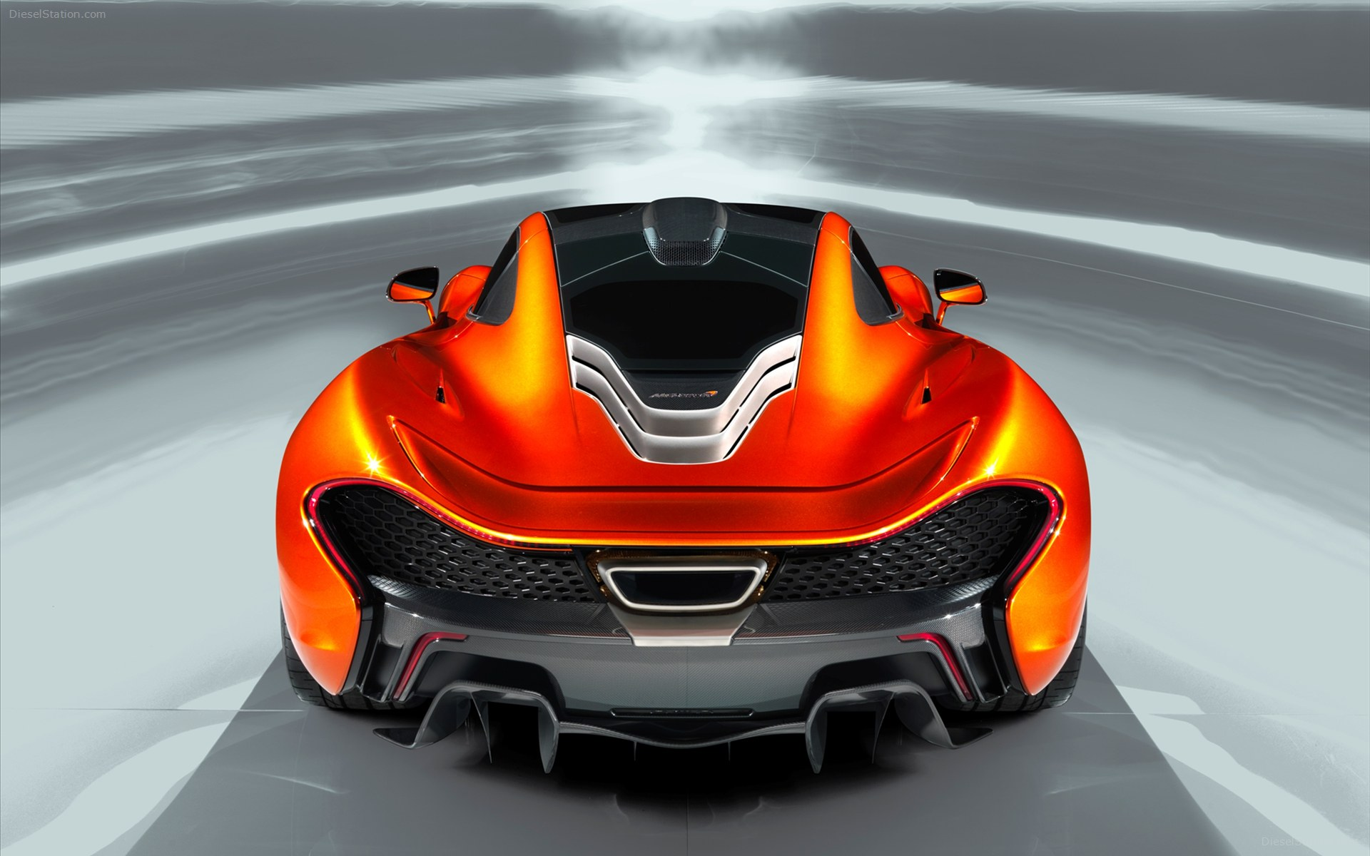 McLaren P1 Concept Wallpaper HD Download