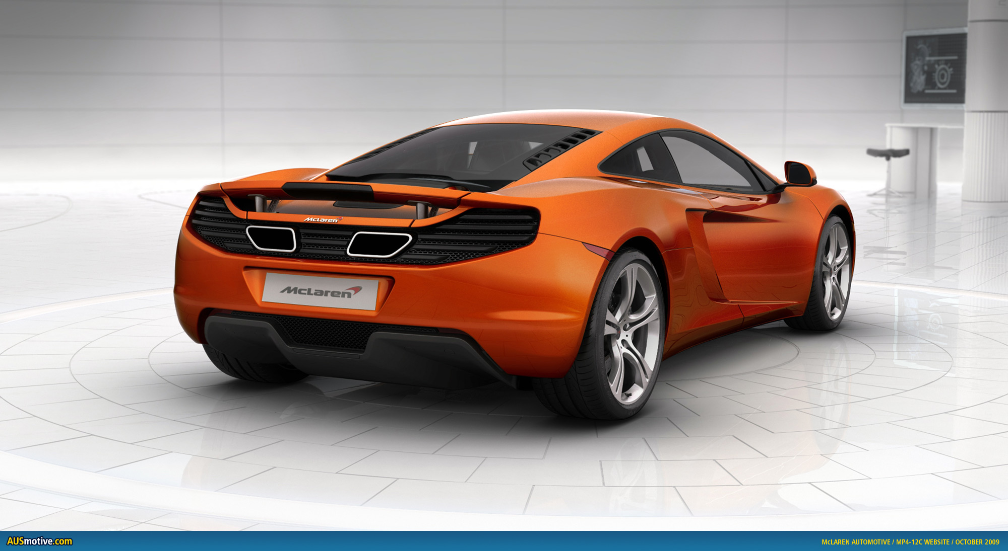 McLaren Automotive website presents the MP4-12C from the inside out Super Sports Car designed Free Download Image Of