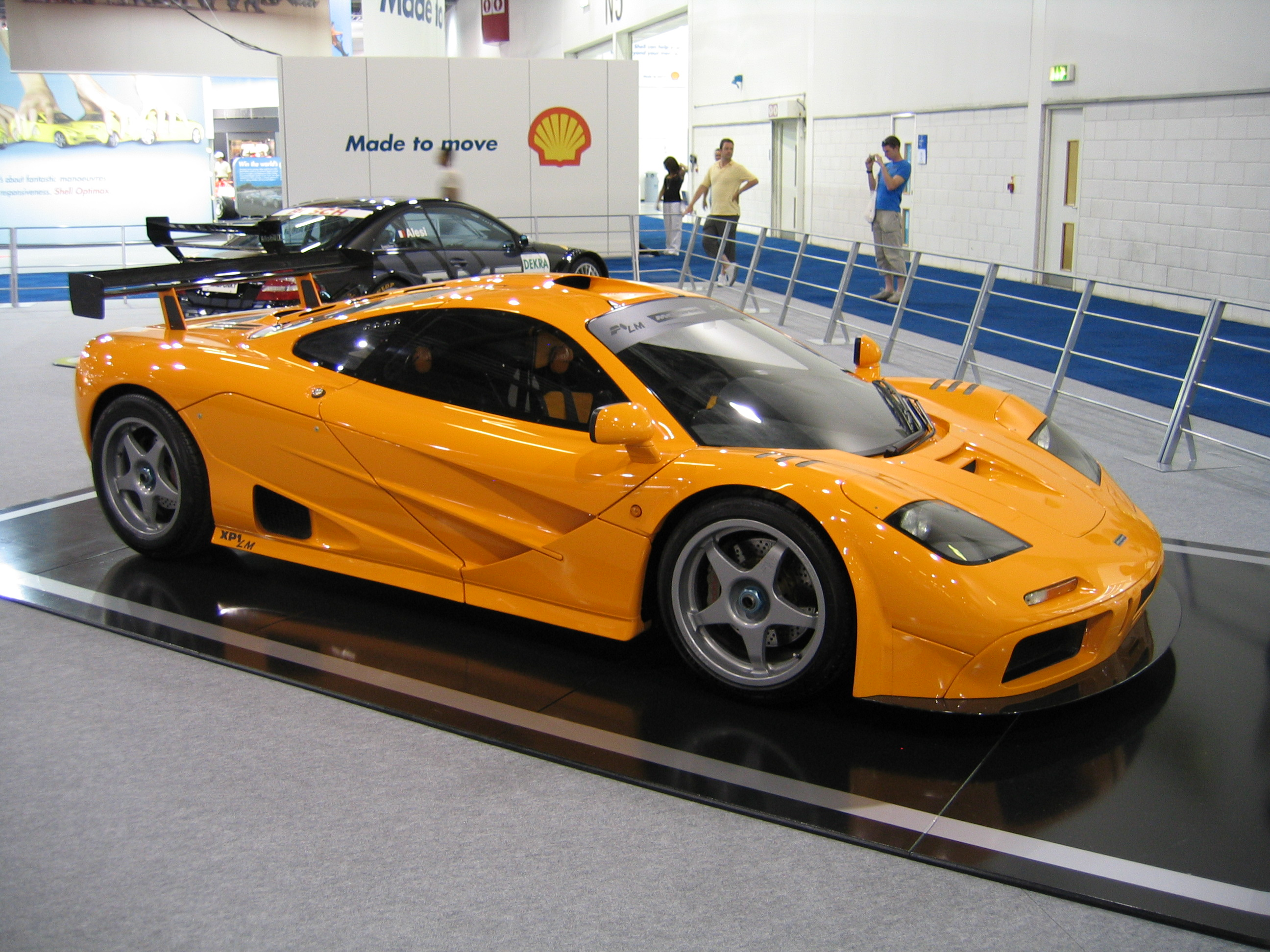 McLaren F1 LM  Photo Gallery Desktop Backgrounds