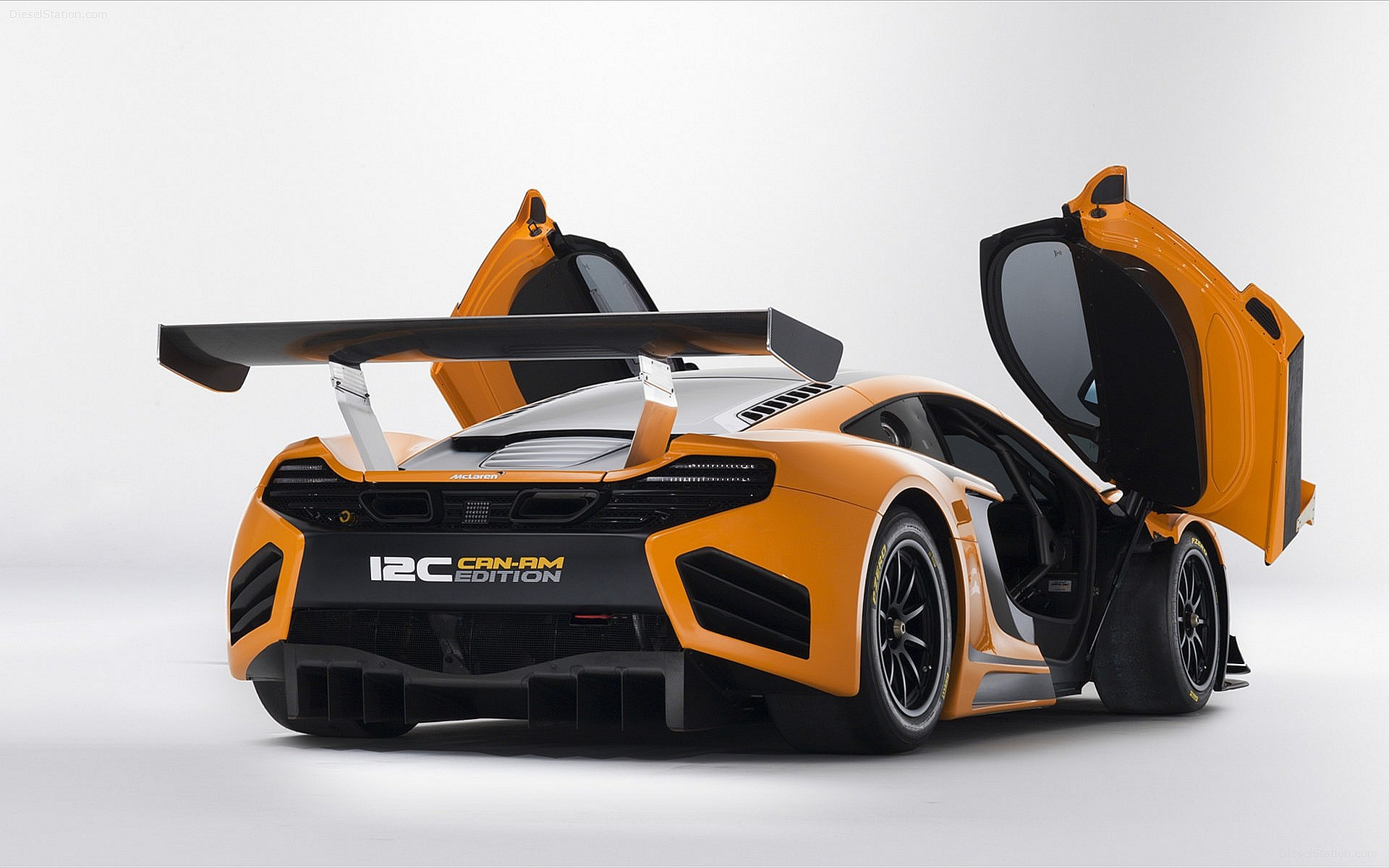 Mclaren 12 Racing Rear Pictures Photos Images High Resolution Wallpaper Free
