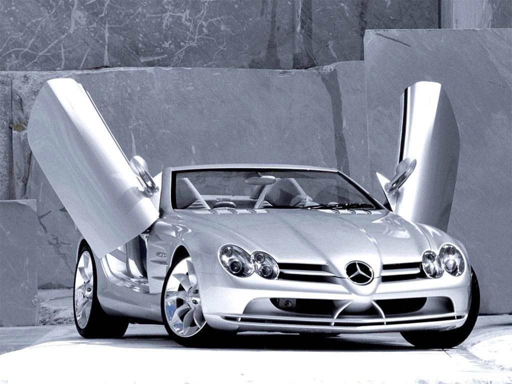 Mercedes-Benz E320 New Technologies Free Download Image Of