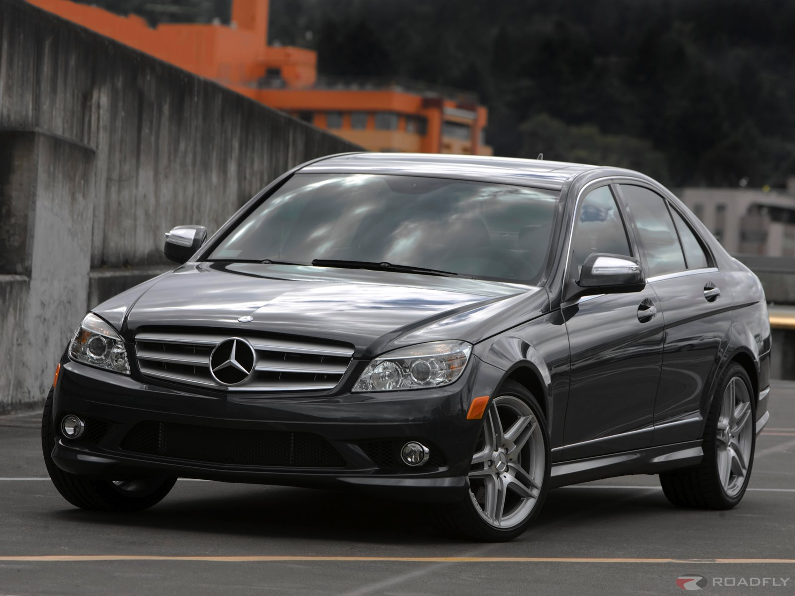 Mercedes Benz C Class Cars Review and photo Free Download Image Of