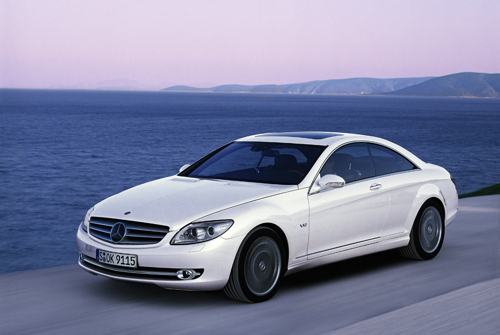 Mercedes-Benz new CL Class HD Wallpaper Free Download Image Of