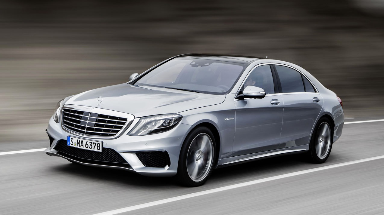 Mercedes Benz S 63 AMG wallpapers High Resolution Picture