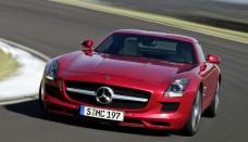 Mercedes Benz SLS AMG High Resolution Desktop Backgrounds