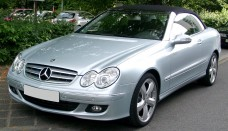 Mercedes-Benz A209 front  New Technologies Free Download Image Of