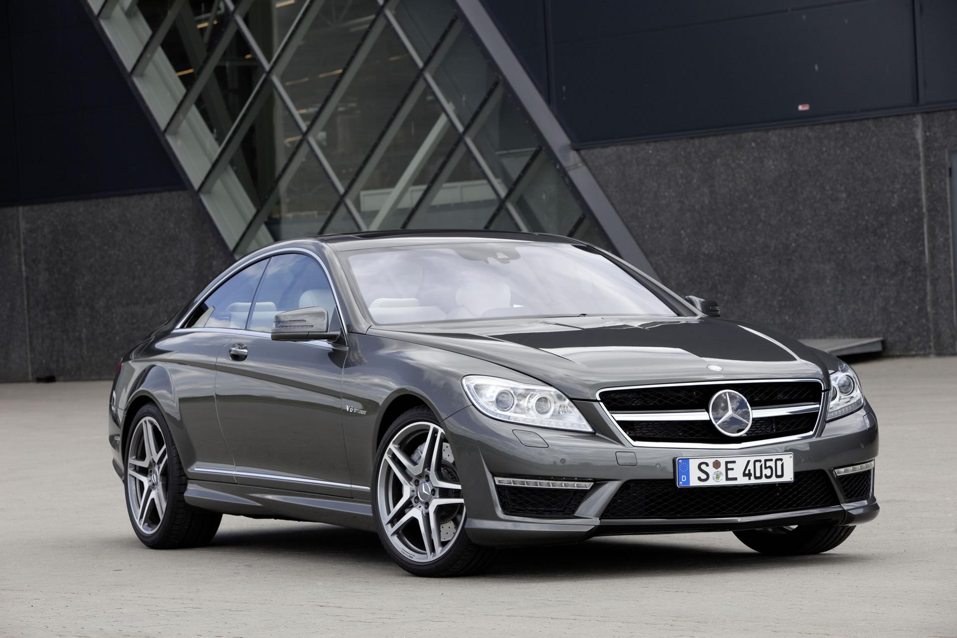 Mercedes-Benz CL 63 AMG High Resolution Wallpaper Free