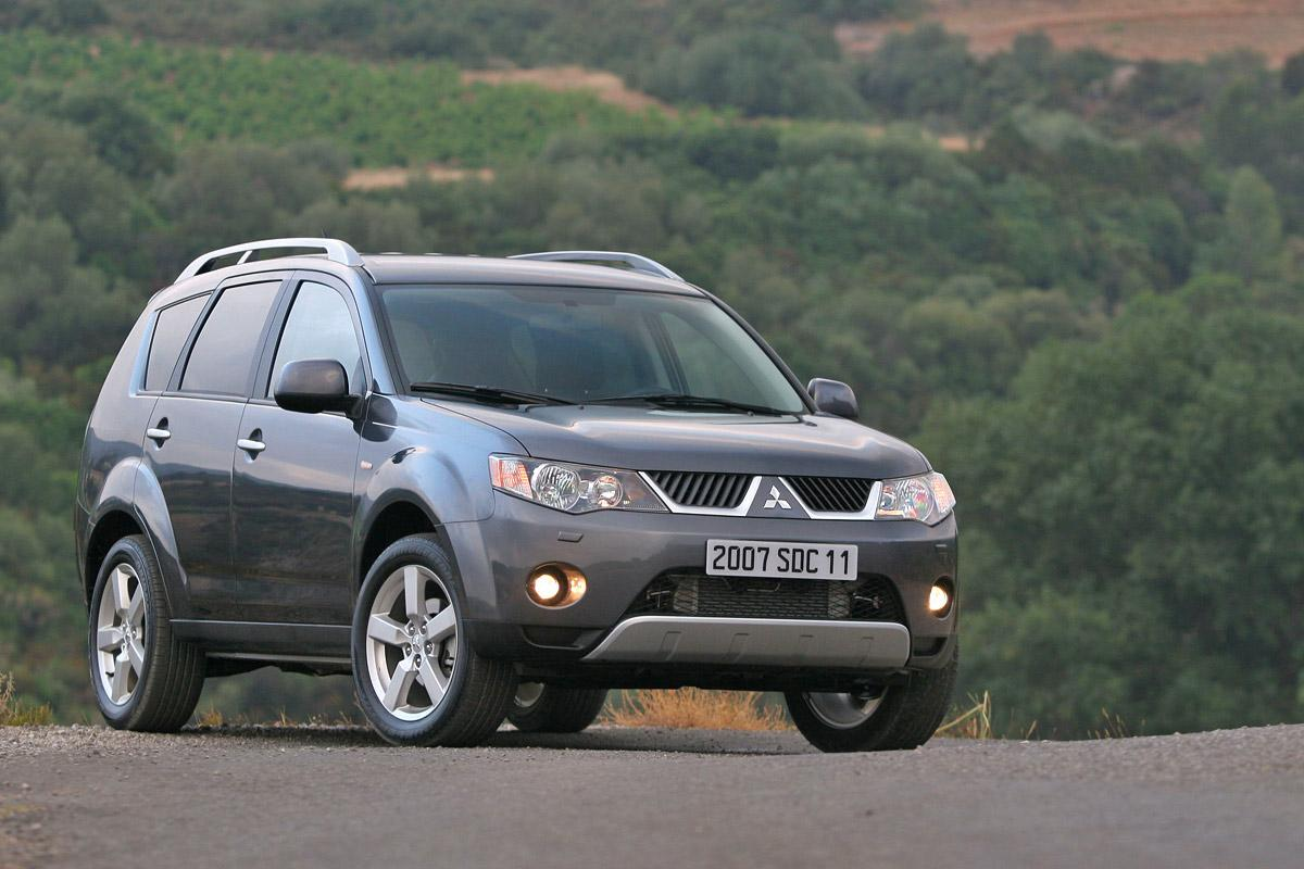 mitsubishi outlander car images Wallpapers HD