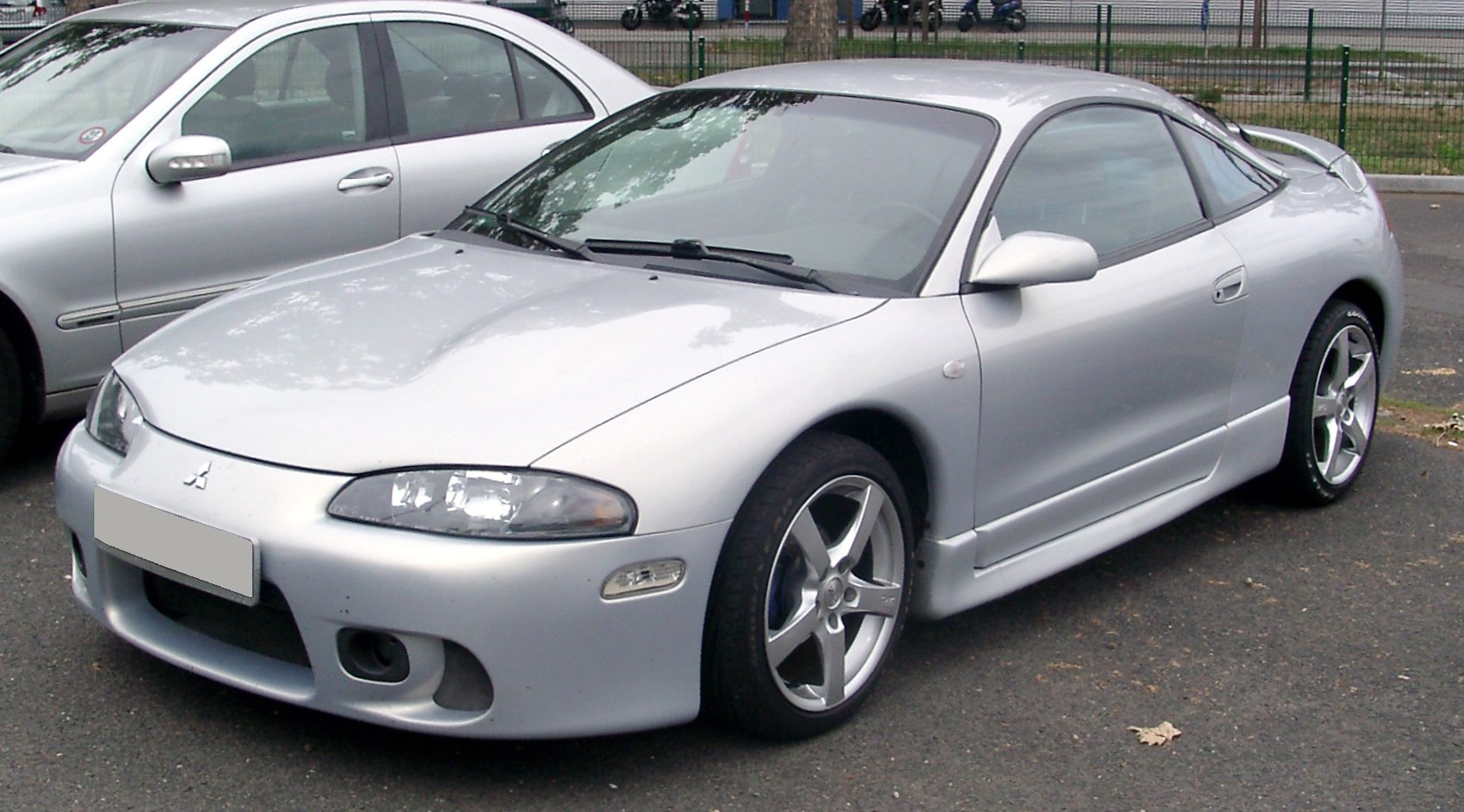Mitsubishi Eclipse front photo Cars and Pictures Wallpapers Download