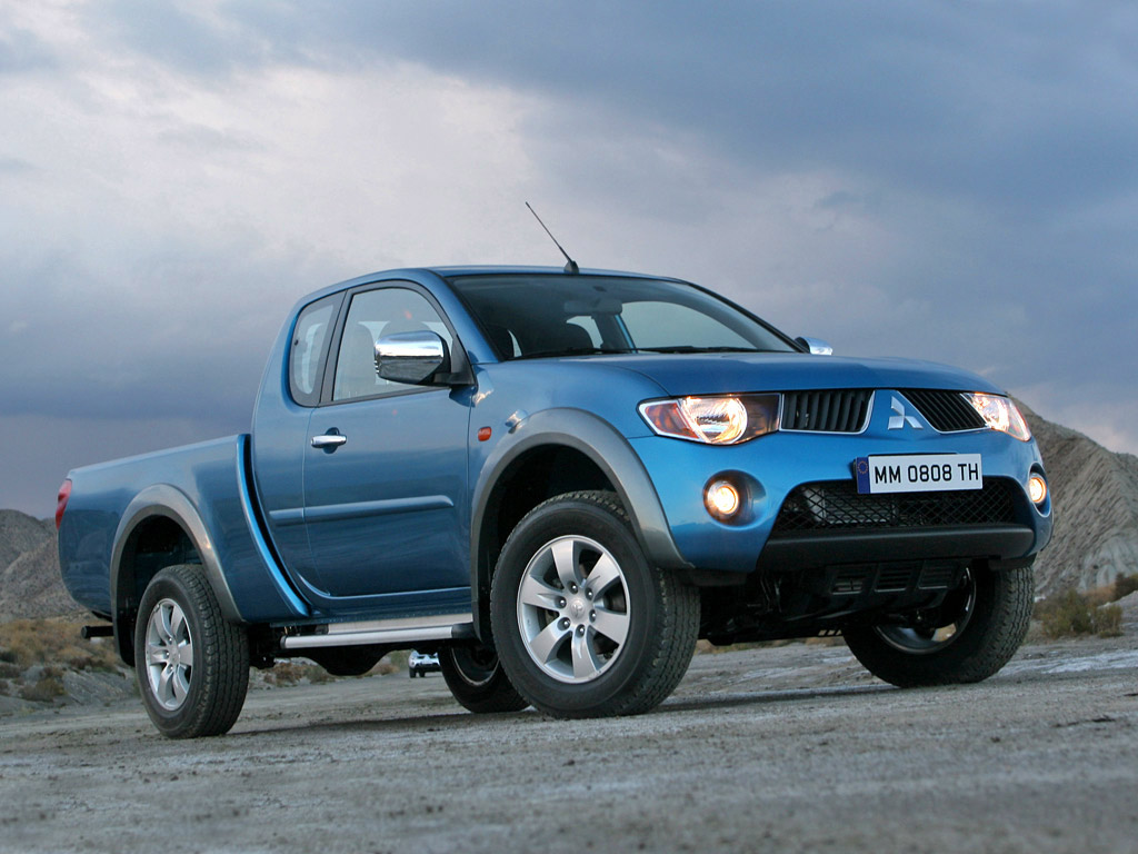 mitsubishi l200 photos Cars Pictures Desktop Backgrounds