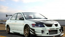 Mitsubishi Lancer Evolution Active Design Wallpapers HD