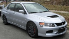 Mitsubishi Lancer Evolution MR High Resolution Picture