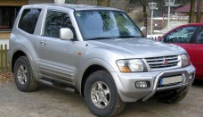 Mitsubishi Pajero DI D Wallpaper Desktop Download