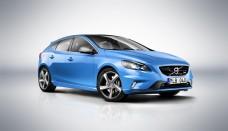 Volvos all new V40 R Design photos Wallpaper Backgrounds