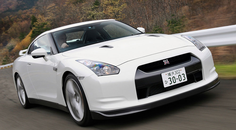 Nissan GT-R Nurburgring Wallpaper Download HD