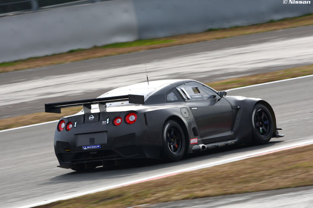 Wallpaper Download Free Nissan GT-R