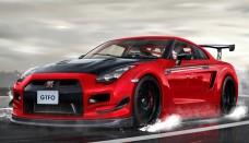 Nissan GT-R R35 Wallpaper HD 1080p