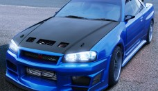 Nissan Skyline GT-R R34 Screensavers For Windows