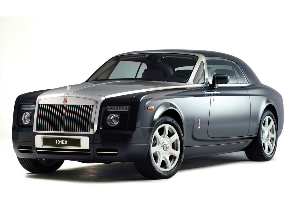 2009 Rolls Royce 101ex Wallpaper For Free Download