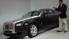Rolls Royce Ghost Wallpaper For Iphone