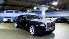 Rolls Royce Ghost Background For Ipad
