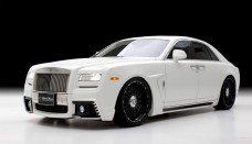 Rolls Royce Ghost Black Bison Wallpaper HD For Desktop