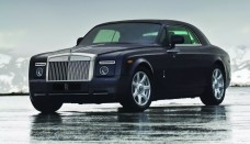 Rolls Royce Phantom Coupe Desktop Backgrounds HD