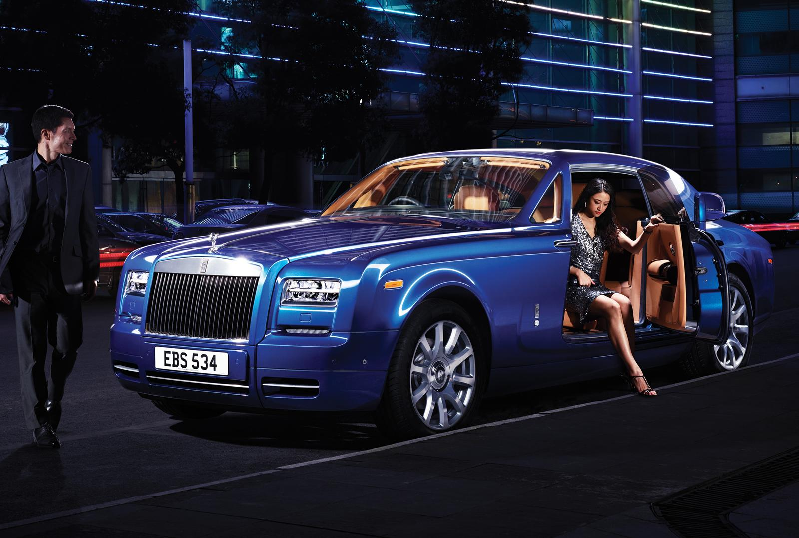 Rolls Royce Phantom Series II Wallpaper Free For PC