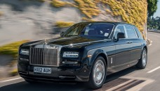 Rolls Royce Phantom Desktop Wallpaper