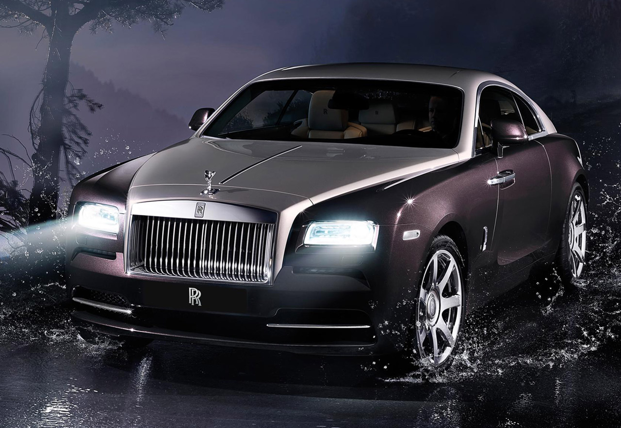 Rolls Royce Wraith Wallpaper Free For PC