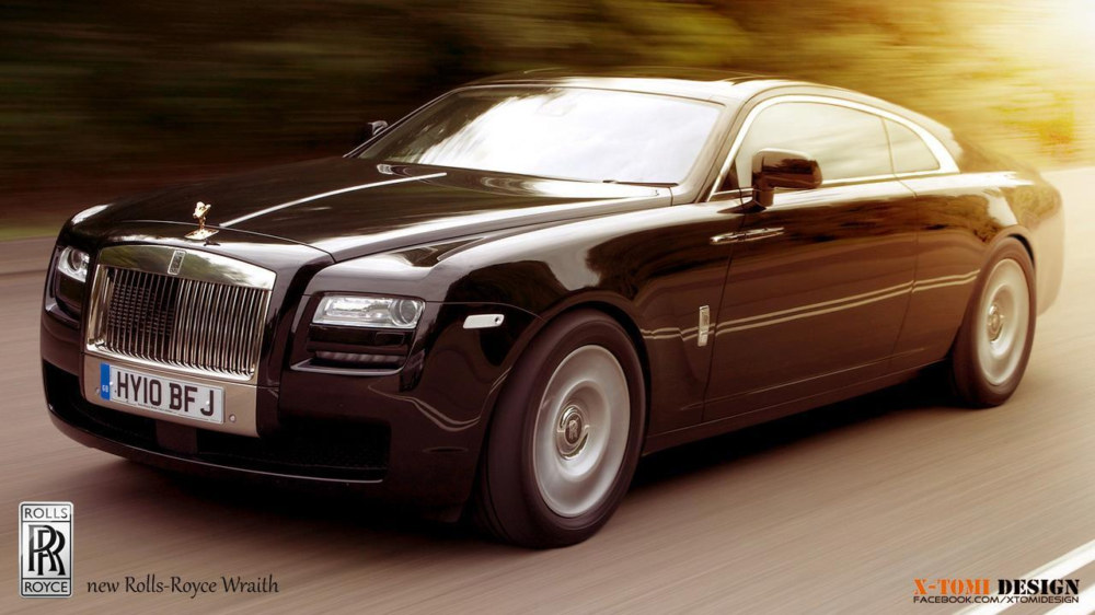 Rolls Royce Wraith Wallpaper HD For Iphone