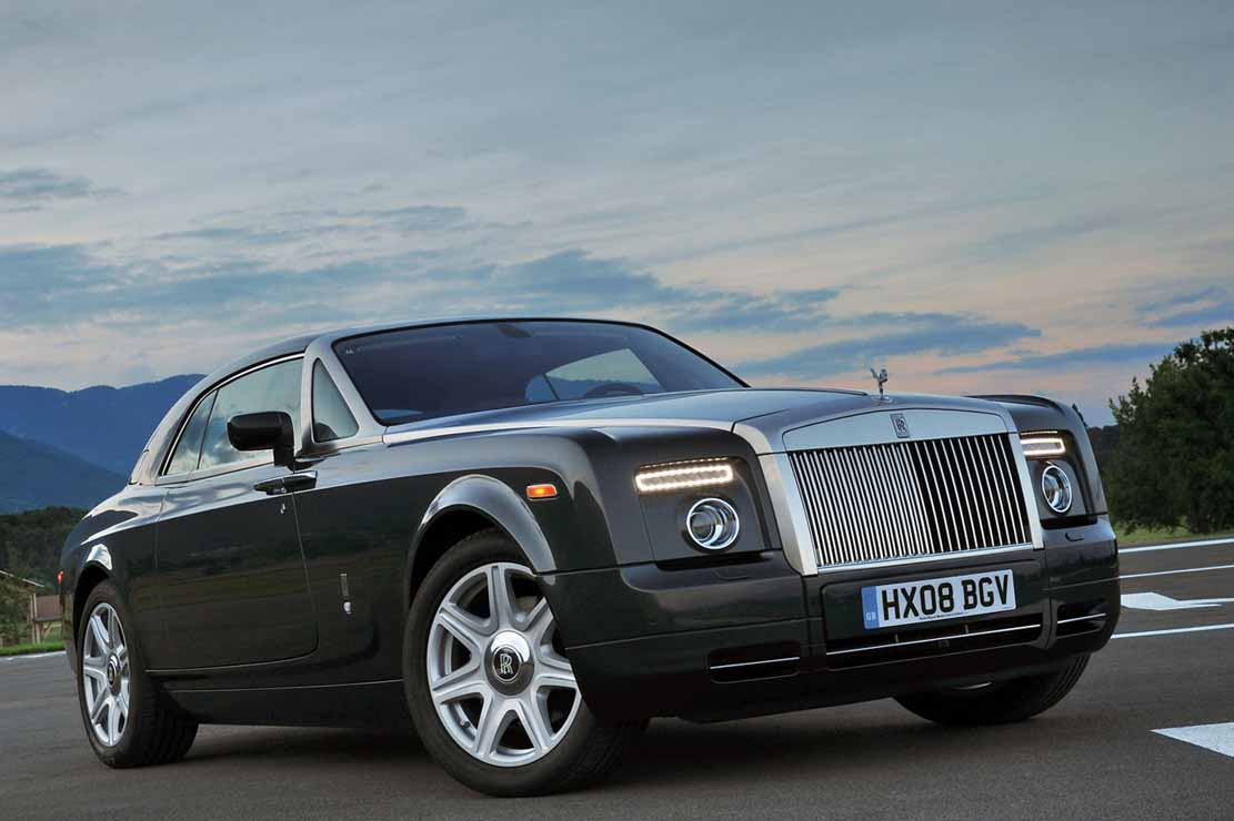 Rolls Royce Phantom Coupe Free Wallpaper For Iphone
