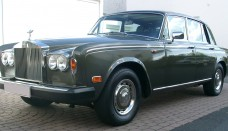 Rolls Royce Silver Shadow II Wallpaper For Ios 7