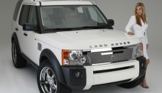 Land Rover LR3 Kensington Woman High Resolution Wallpaper Free