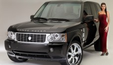 Land Rover Range Rover Windsor Emerald Front Angle Model Desktop Backgrounds