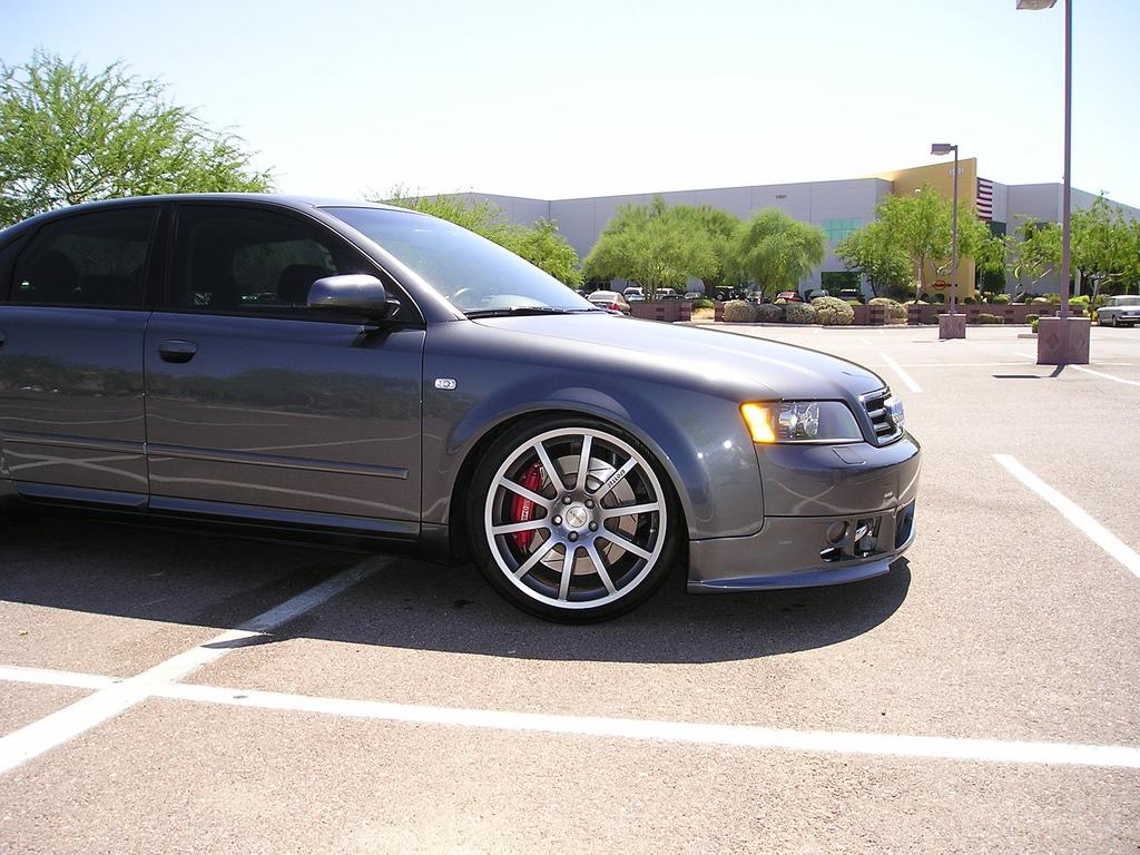 Audi A4 rims Sportec mono 10 wheels Desktop Backgrounds