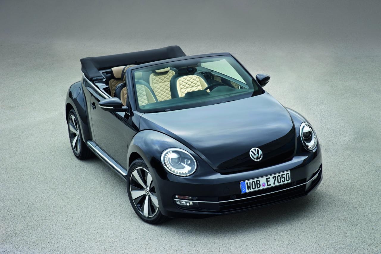 Volkswagen Beetle Cabriolet Exclusive Free Download Image Of