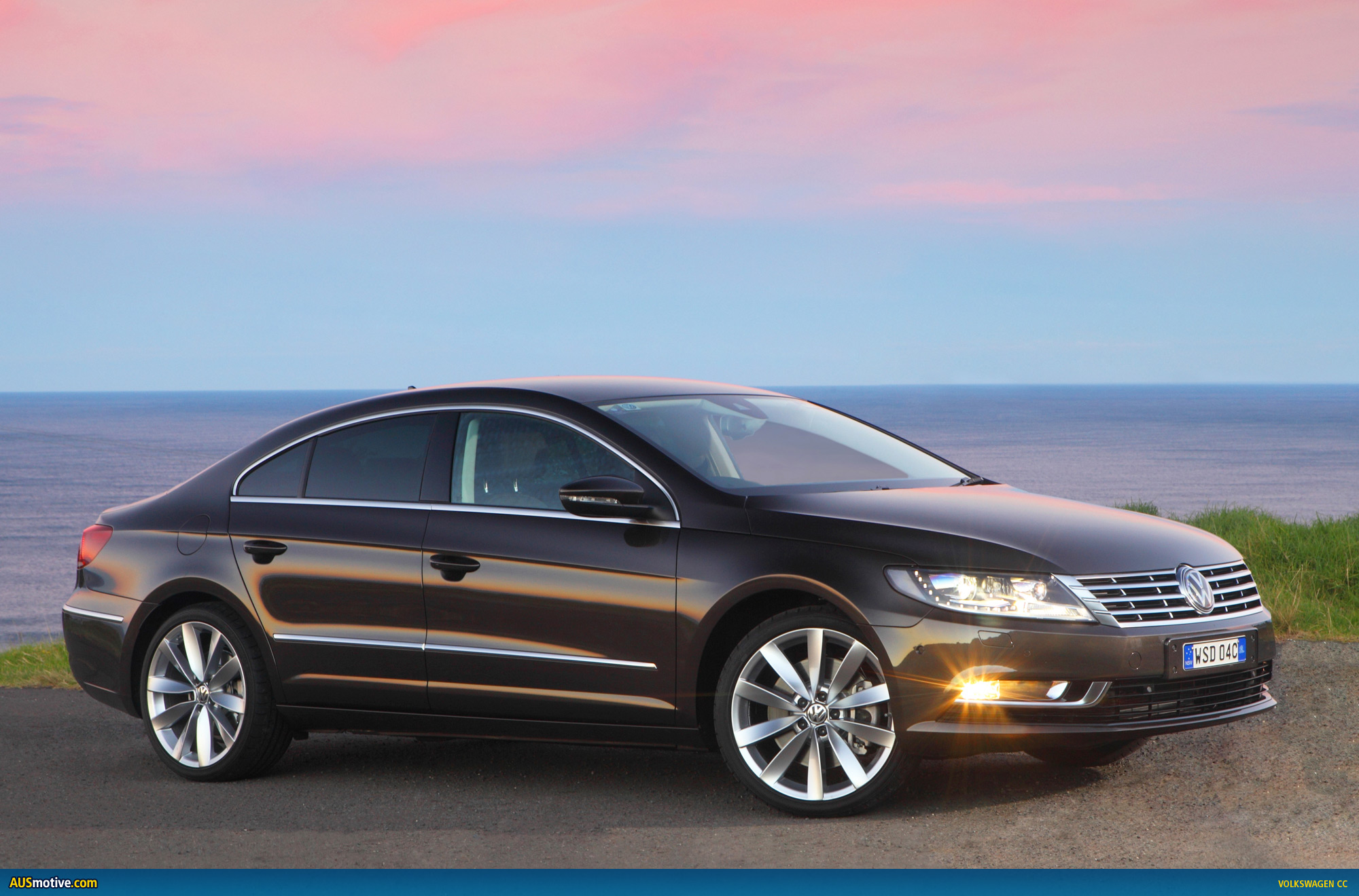 Volkswagen Australia has recently launched the updated CC Free Download Image Of