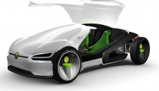 Volkswagen Ego Concept Free Download Image Of
